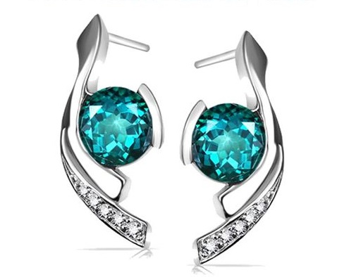 Frank Reubel - earrings.jpg - brand name designer jewelry in Ripon, Wisconsin