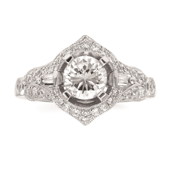Ostbye Engagement Ring by Ostbye