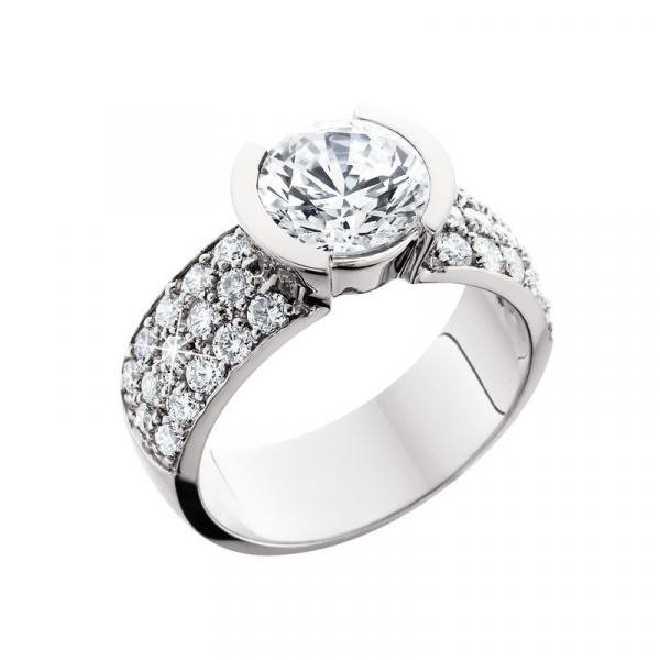 HLM Engagement Ring by HL Manufacturing