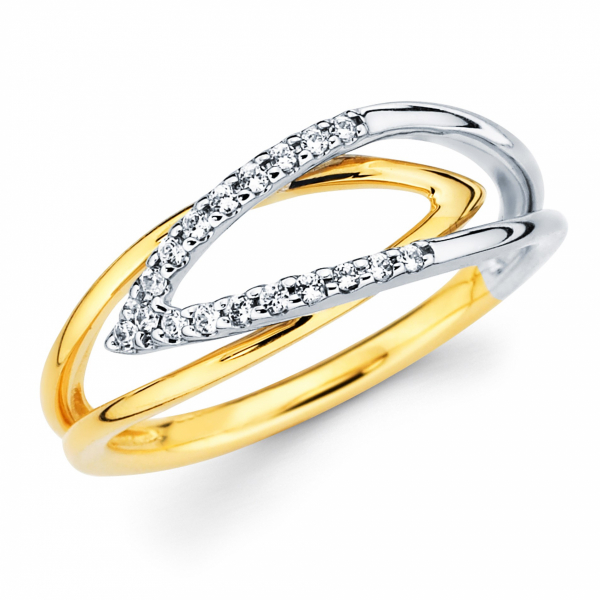 Ostbye Diamond Fashion Ring by Ostbye