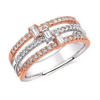 Ostbye Fashion Diamond Ring by Ostbye