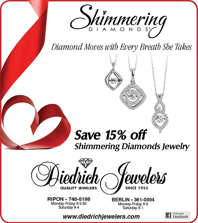 Valentine S Day Sale And Promotion Diedrich Jewelers Blog Ripon