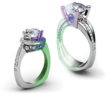 Custom Design Your Jewelry  Diedrich Jewelers Ripon, WI